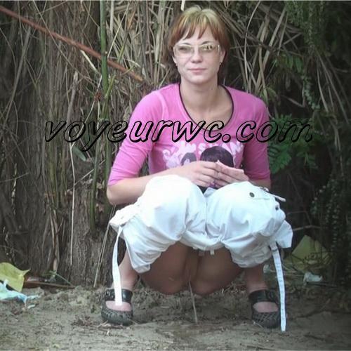 PissHunters 9252-9267 (Outdoor voyeur peeing. Voyeur public toilet spy cam)