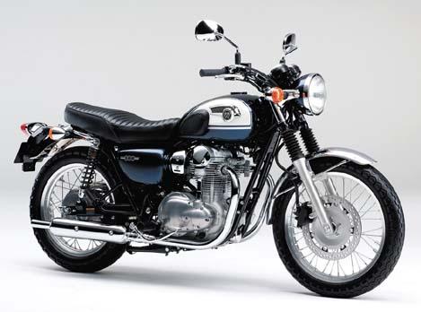 Harga Kawasaki W800 Terbaru