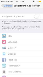 Tips Trik Cara Hemat Baterai iPhone 3g 3gs 4 4s 5 5c 5s 6 6+ 6s 6s+ 7 7+