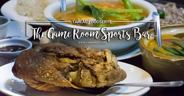 the game room sportsbar tarlac