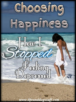 Choosing Happiness - How I Stopped Feeling Depressed.