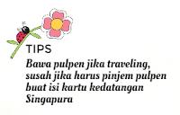 cara membeli kartu MRT Singapura ez link singapore pass