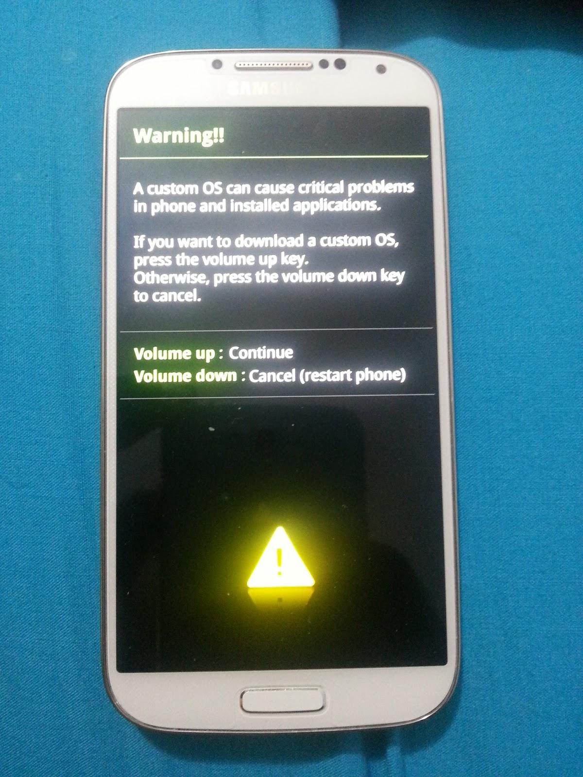 How To Overclock Samsung Galaxy S4 I9505/I9500, Note 2, S3