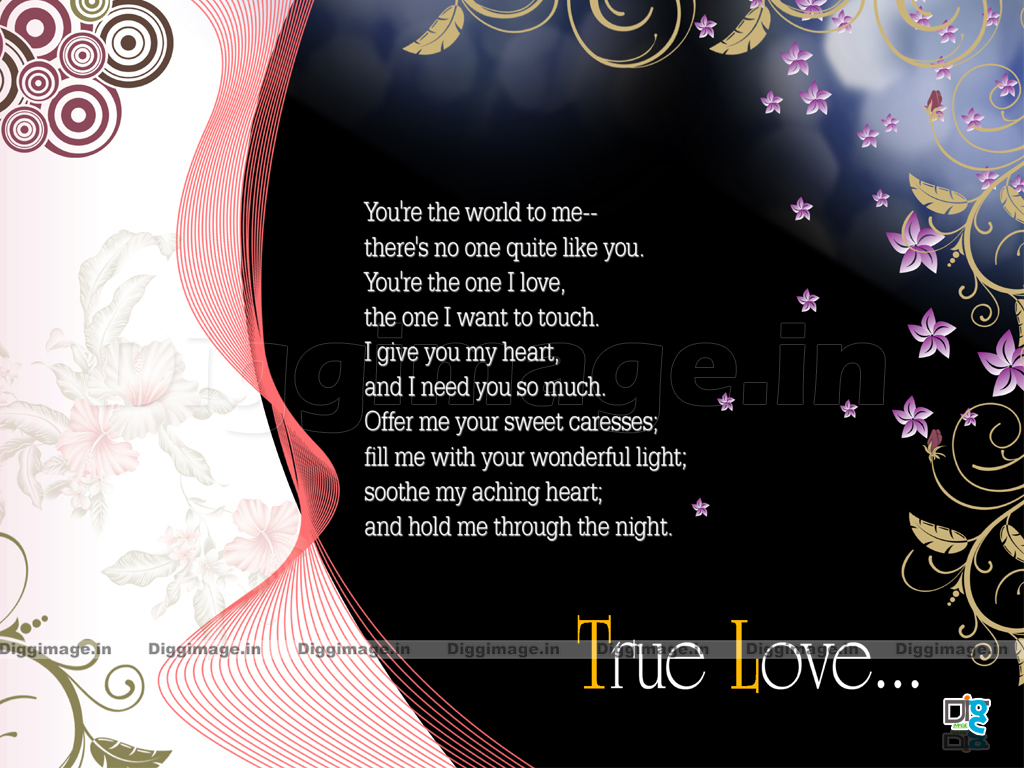 You Are The One For Me Quotes: No One Loves Me Quotes. QuotesGram