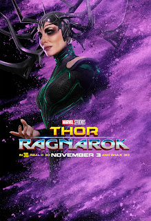 Hela Character Poster