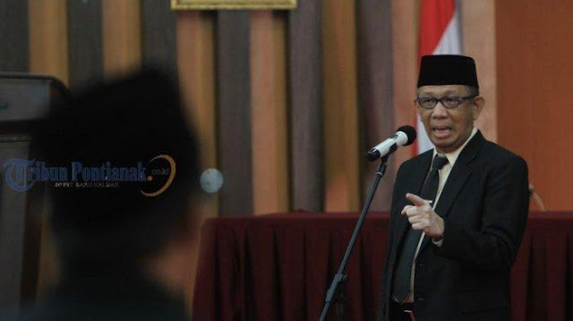 Emosi Gubernur Kalbar Sutarmidji Meledak Sampai Minta Pelaku Pengeroyokan Audrey Siswi SMP Pontianak Dihukum........