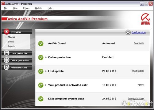 Free Android Apps & Pro Version Software For All OPs: Avira
