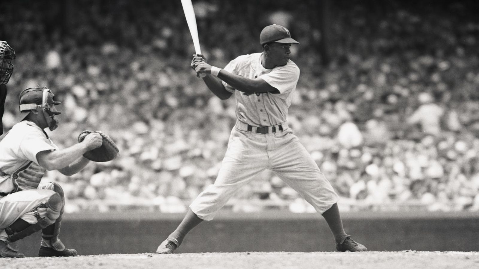 cranes are flying: Jackie Robinson