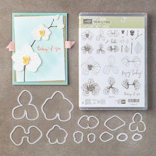 Climbing Orchid Bundle - Make stunning orchids in seconds - Simply Stamping with Narelle - get your set here - http://bit.ly/2v7g4DN