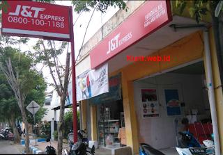 Alamat agen J&T Express di Bangkalan.