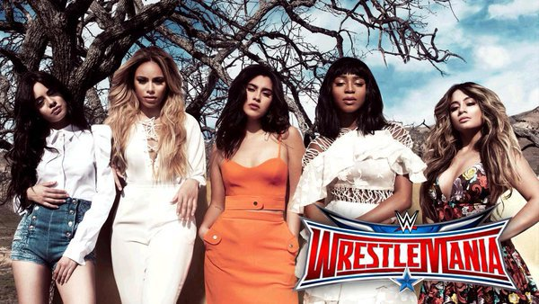 "Fifth Harmony cantará ""America The Beautiful"" en el mayor evento de lucha libre."