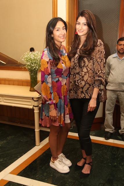 Tanyah and Shreiyah Sabharwal