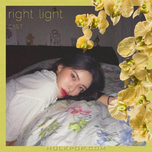 CAS.T – Right Light – Single