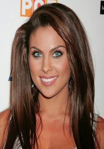 Dark Warm Brown Hair Color