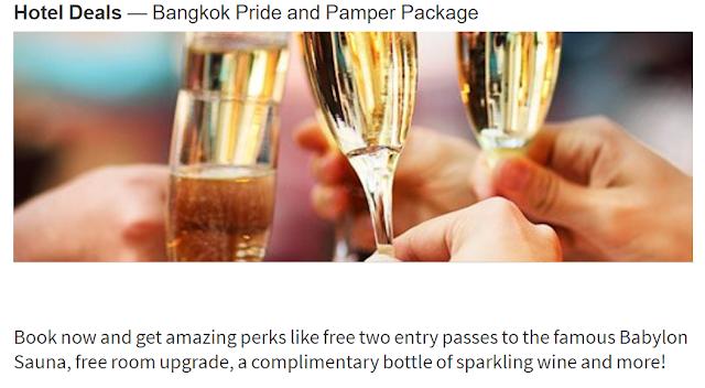 預訂泰國曼谷撒通維斯塔萬豪行政公寓 (Sathorn Vista, Bangkok – Marriott Executive Apartments  )Pride and Pamper Package享多項額外優惠(12/20 前)