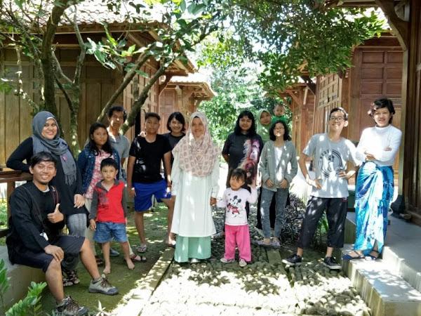 Family Trip di Kampoeng Wisata Rumah Joglo