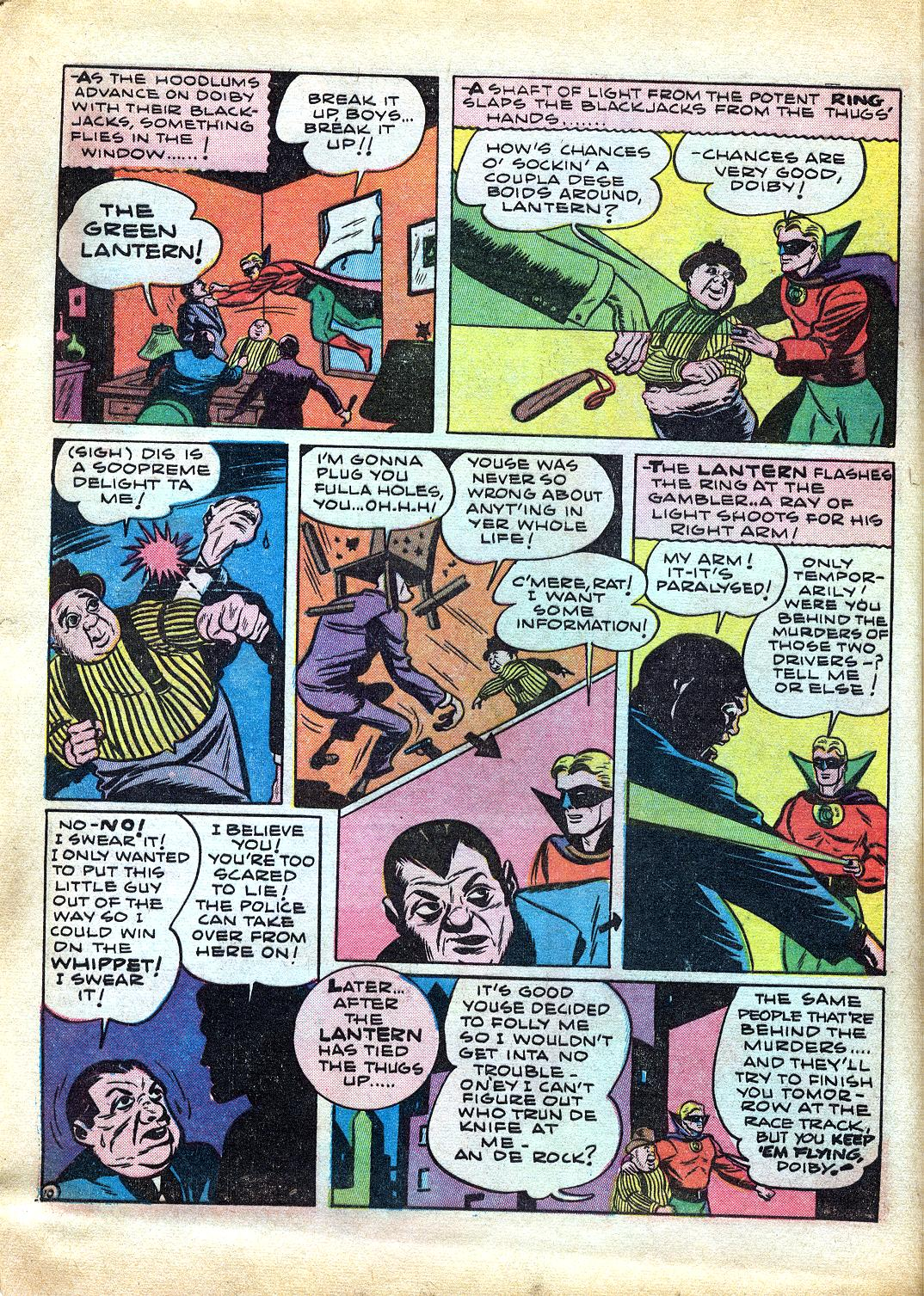All-American Comics (1939) issue 36 - Page 11