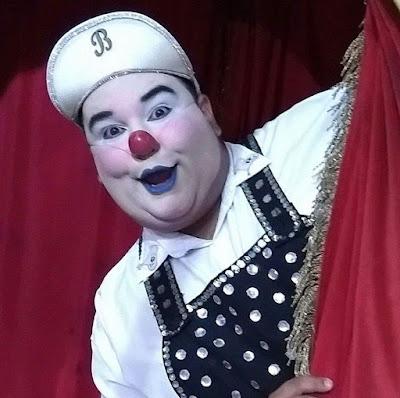 [Circo] Chega amanhã, dia 17/05, o Raduan Circus no Uptown Barra