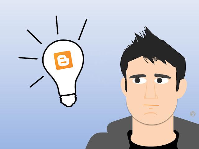 A ideia - Como surgiu o Blogger?