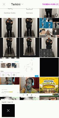 Cara Membuat Stroy Instagram Keren dengan PicsArt