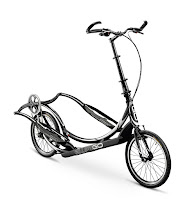 ElliptiGO 11R outdoor elliptical bike, with 11 speeds/gears, lightweight with carbon fiber drive arms