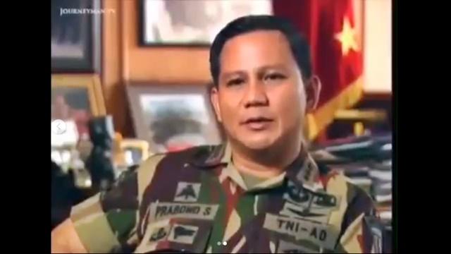 Cerita Saat Prabowo di Yordania, Dikawal Edhy Prabowo dan Belajar Ngaji dari Ustad Sambo