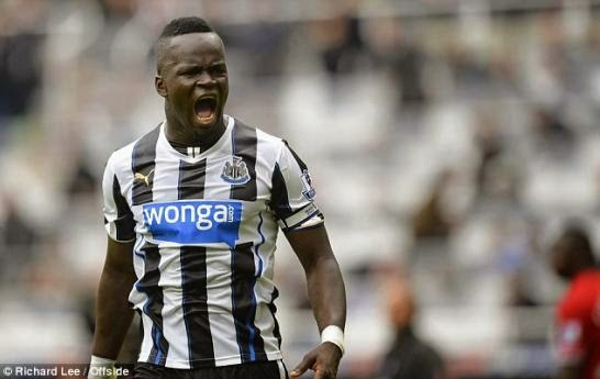Sports: Arsenal rejected chance to sign Cheick Tiote for £12million