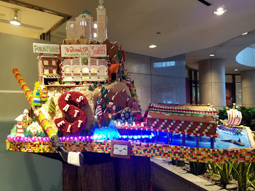 Sheraton Seattle's Gingerbread Village celebrates 25 years of giving