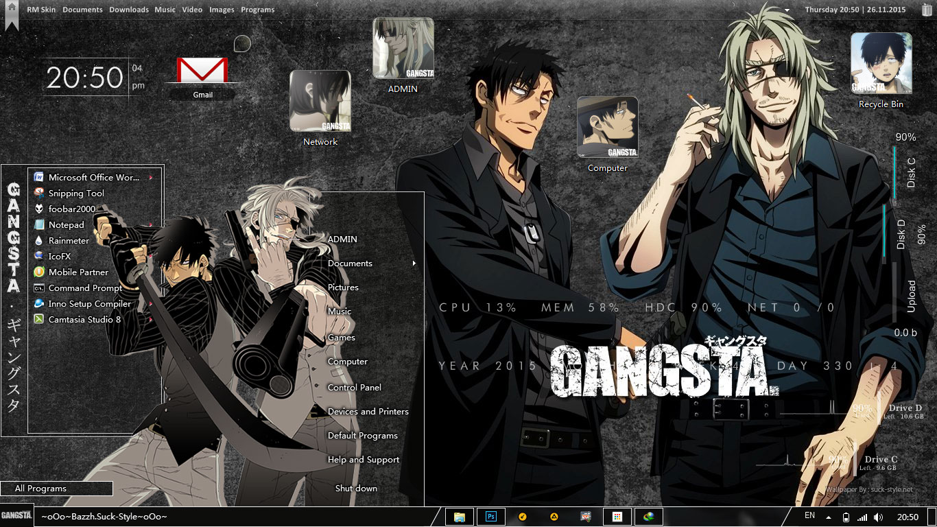 Windows 10 theme download for pc anime | TOP 10 Best Anime Themes