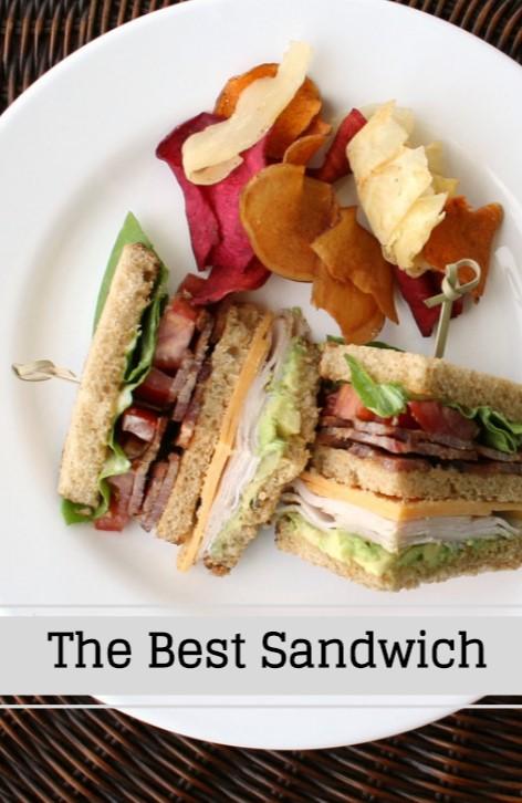 The Best Sandwich