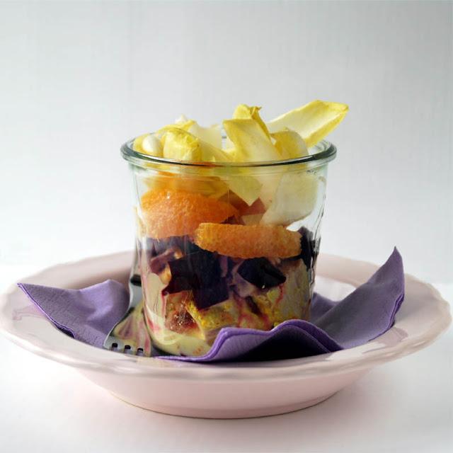 Salade folle d'Hiver mit Rote Bete | pastasciutta
