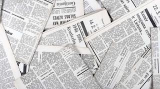 Contoh Berpikir Kritis pada Artikel Berita Surat Kabar