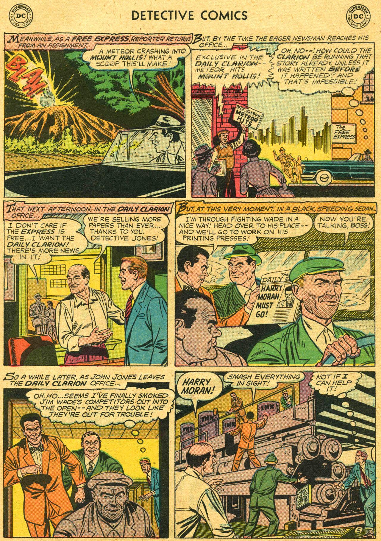 Read online Detective Comics (1937) comic -  Issue #253 - 31