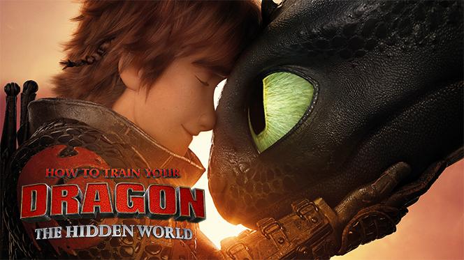 Cómo Entrenar a tu Dragón 3 (2019) BDRip Full HD 1080p Latino-Castellano-Ingles