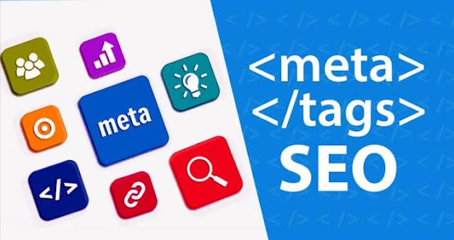 Meta Tag SEO Friendly 2019 untuk Blogger/ Blogspot