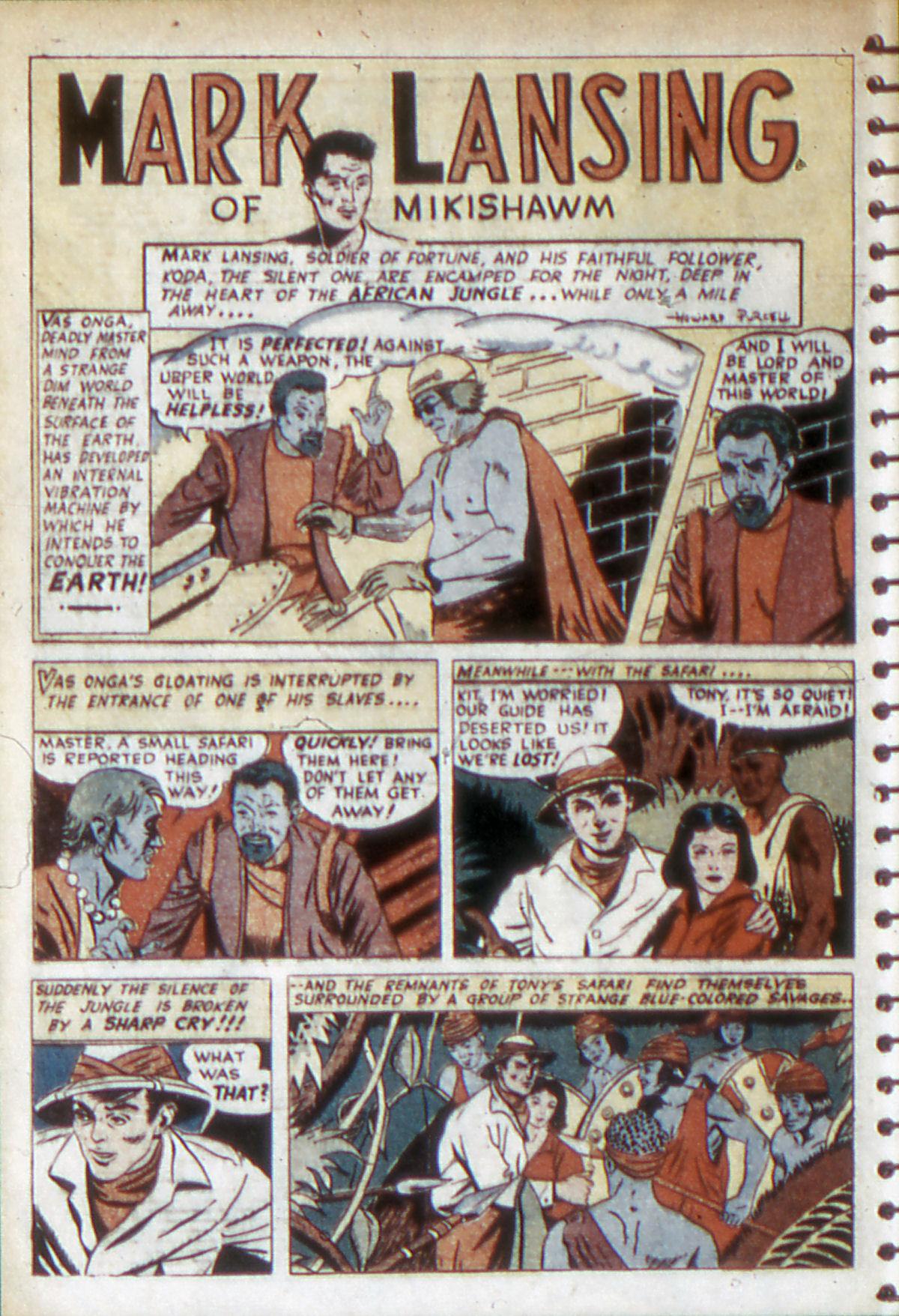 Read online Adventure Comics (1938) comic -  Issue #53 - 21