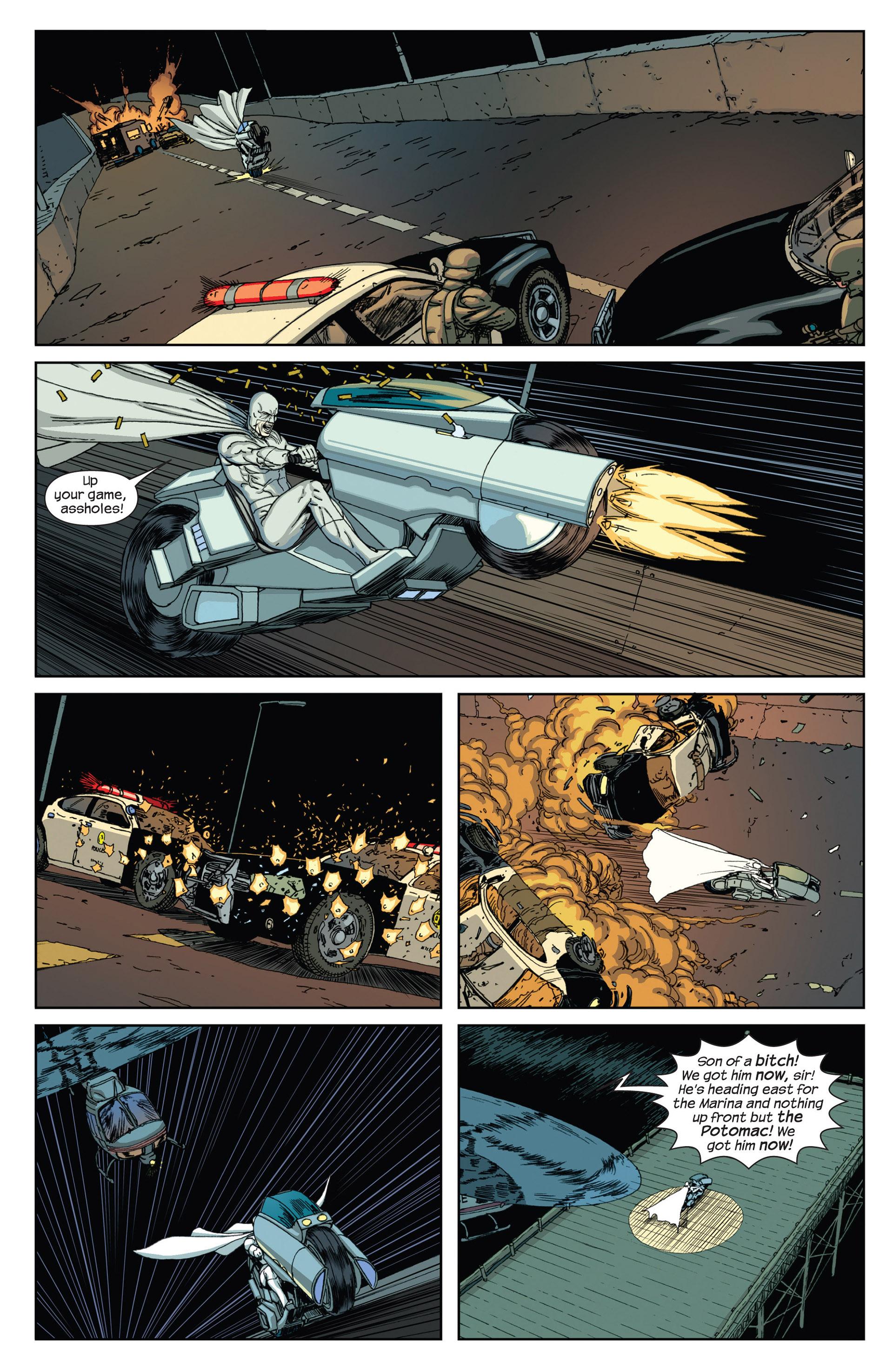 Read online Millar & McNiven's Nemesis comic -  Issue #2 - 20