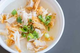 8 Resep Bubur Ayam Istimewa Yummy Dan Sedap Untuk Hidangan Sarapan