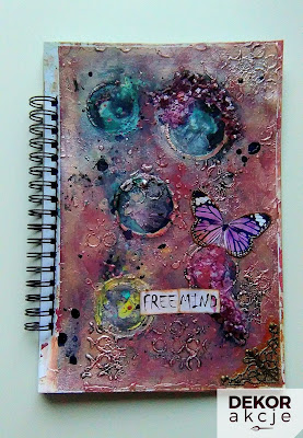 http://dekorakcje.blogspot.com/2016/03/art-journal-page.html