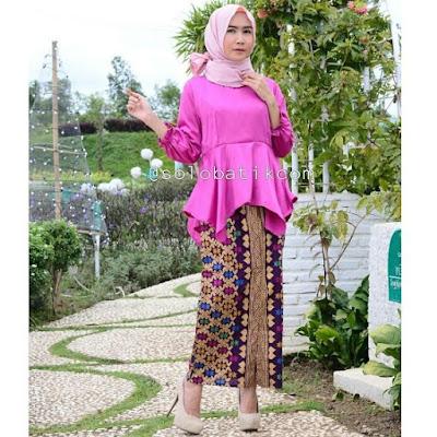 Setelan Kebaya Batik marlyn motif prada
