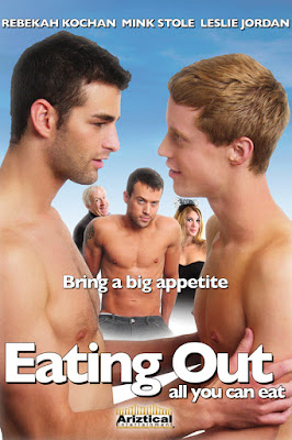 Eating Out: All You Can Eat Poster