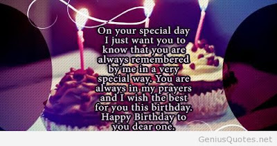 Happy Birthday wishes for sister in law: on your special day i just want you to know that you are always remembered by me in a very