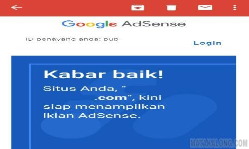 Cara Lolos Review Site Google Adsense