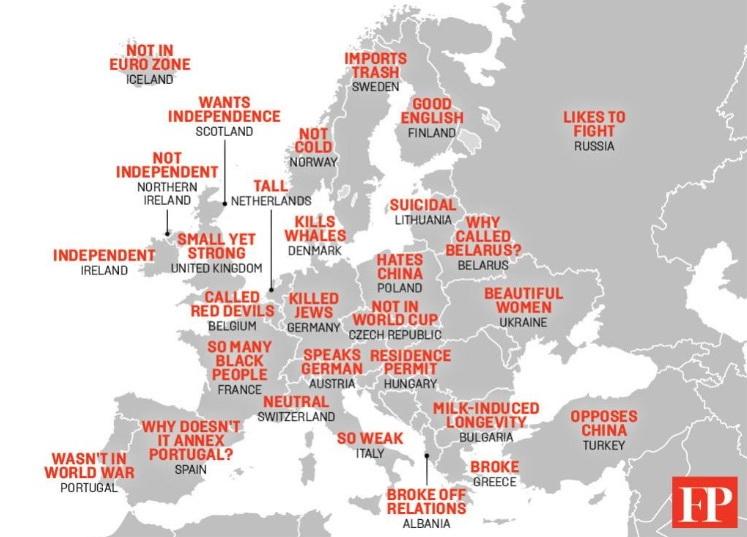 How China views Europe