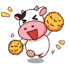 Momo Cow : Fun Pack
