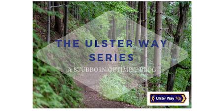 Ulster Way - Ring of Gullion Jan 2019 - C. Gault 2019