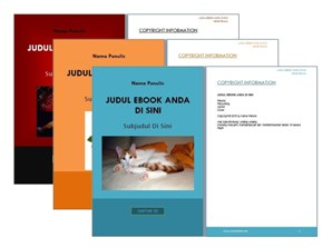 Template ebook pdf general