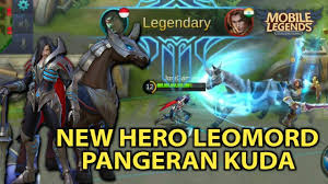 Hero Baru Mobile Legends Leomord - Story, Skill dan Tanggal Rilis Server Global