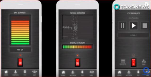 Serem, Kini Ada Aplikasi Di Smartphone Yang Bisa Berkomunikasi Dengan Hantu