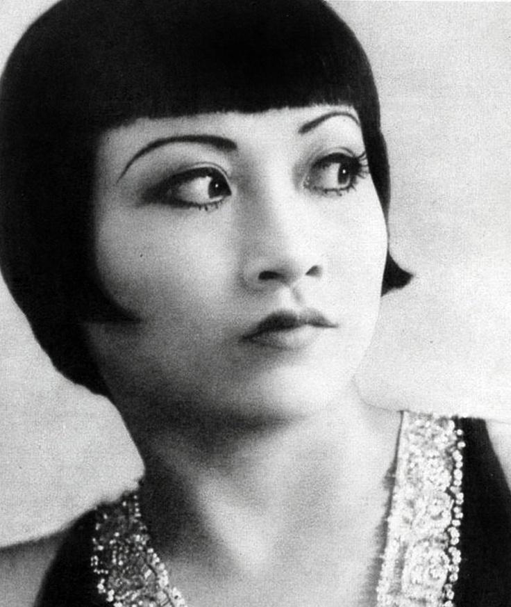 Silence Is Platinum Miss Anna May Wong